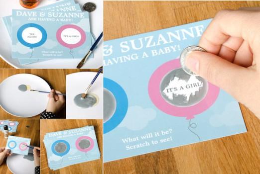 Cómo hacer tarjetas rasca y gana caseras
