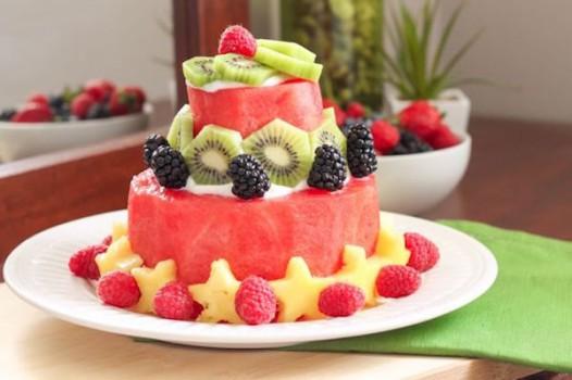 Tartas de fruta para el verano ¡sorprendentes!