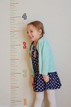 5 ideas con washi tape para la decoración infantil