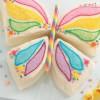 Cómo hacer una tarta mariposa fácil