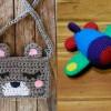 5 labores de ganchillo para niños ¡muy originales!