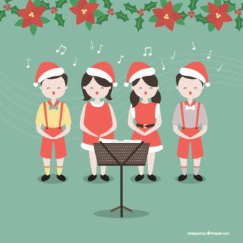 5 villancicos en inglés ¡con letra y música!