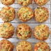Muffins salados ¡verduras a prueba de peques!