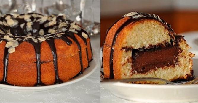 Un pastel de cumpleaños ¡muy especial!