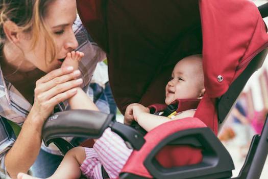 Sillas de paseo, ¿cuál es la mejor para tu bebé?