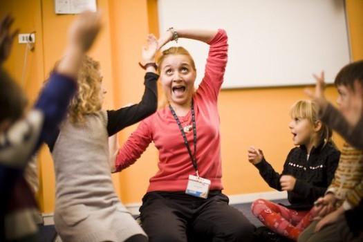 Cursos de Inglés para niños en British Council