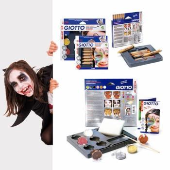 SORTEO: ¡gana 2 lotes de Maquillajes Giotto para Halloween!