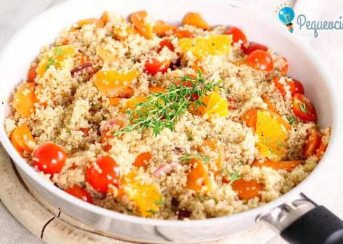 Recetas con QUINOA, ¡todas las recetas más ricas y fáciles!