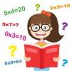 Aprende las Tablas de Multiplicar rápido y fácil