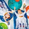Camas de viaje para niños, livianas y portátiles