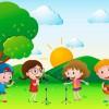 10 Canciones infantiles populares para cantar juntos