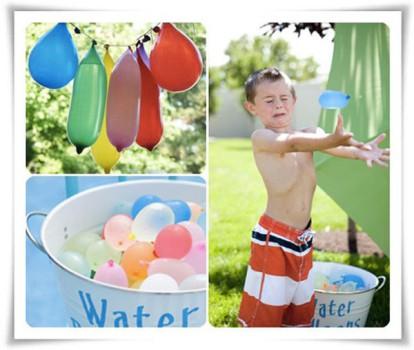 Los 15 juegos de agua para el verano más divertidos