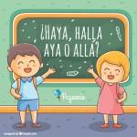 Cómo se escribe ¿'haya' o 'halla'?