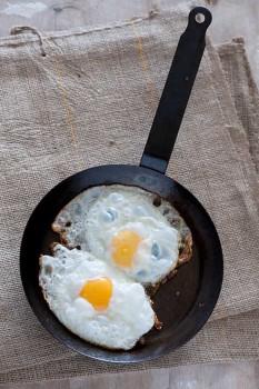 Huevos fritos: Cómo freír un huevo perfecto