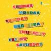 Los días de la semana en inglés, apréndelos de forma FÁCIL