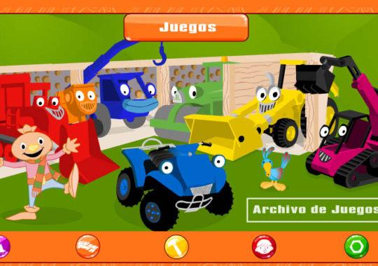 Juegos de Bob y sus amigos 3