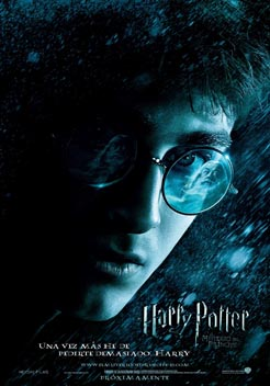 Harry Potter y el Misterio del Príncipe 7