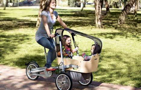 Carrito Para Beb 233 S Y Bicicleta Todo En Uno Pequeocio Com