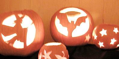Calabazas de halloween plantillas gratis para hacerlas - Como hacer calabazas de halloween ...