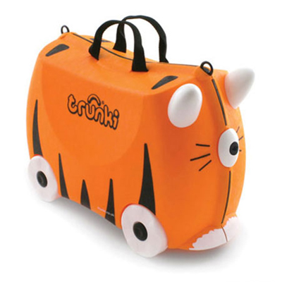 Trunki, la maleta ideal para los niños pequeños 2