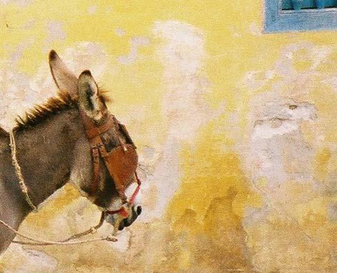 poesia gloria fuertes el burro