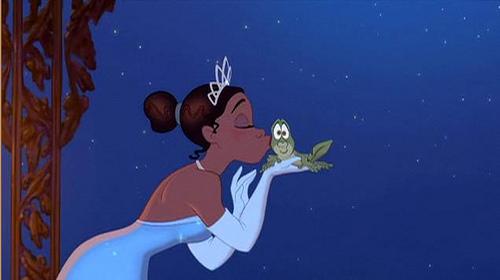 Princesa Disney Tiana