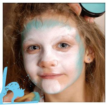 Maquillaje de Gato paso a paso 3