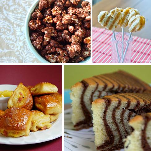 10 recetas para cumplea os pequeocio - Comidas para hacer en un cumpleanos ...
