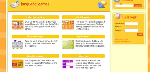 Inglés para niños con LearnEnglish Kids 1