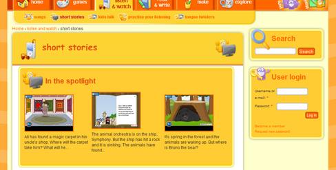 Inglés para niños con LearnEnglish Kids 2