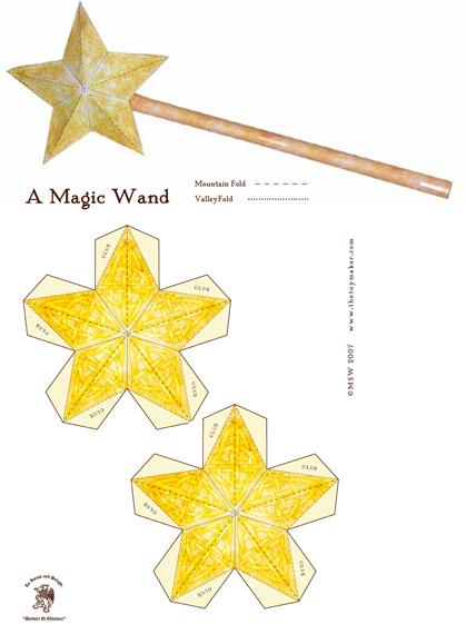 varita magica