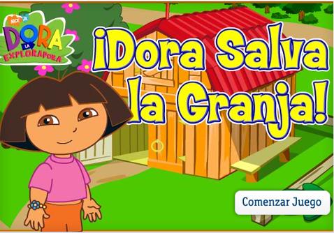 Juegos de Dora la Exploradora 3