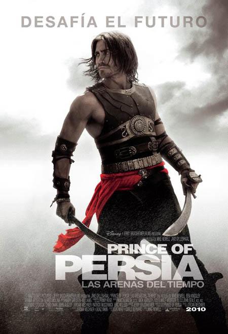 """""""Prince of Persia. Las arenas del tiempo"""": Nueva película de Disney 1"""
