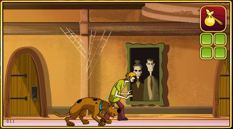 Juegos de Scooby Doo 1