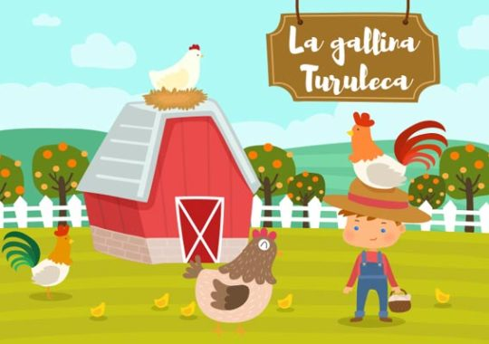 la gallina turuleca letra cancion