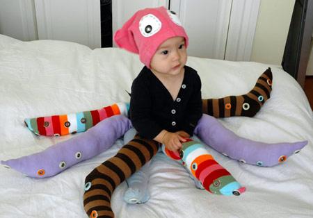 09239205a Disfraz casero infantil paso a paso