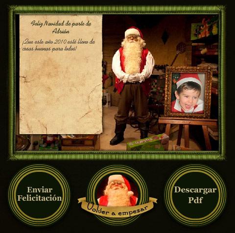 Felicitacion Navidades Sorprendentes 2010