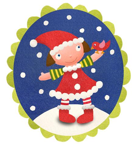 Muñecas de Navidad
