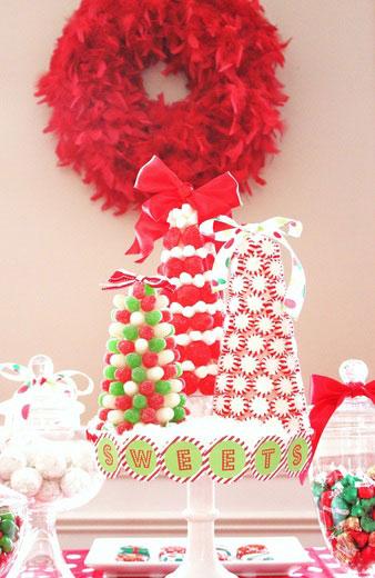 Fiesta infantil de Navidad, ¿cómo decoramos la mesa?... 1