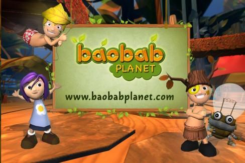 Juego Baobab Planet