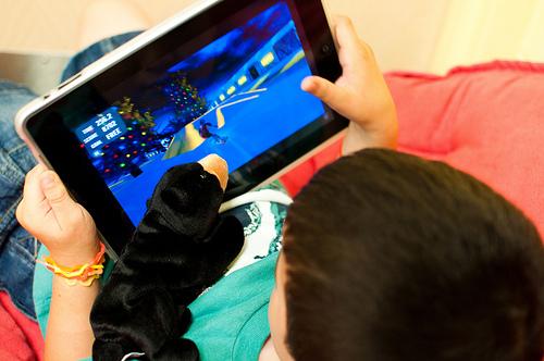 Aplicaciones del iPad para niños