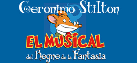 Geronimo Stilton el Musical