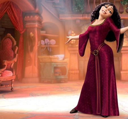 Madre Rapunzel