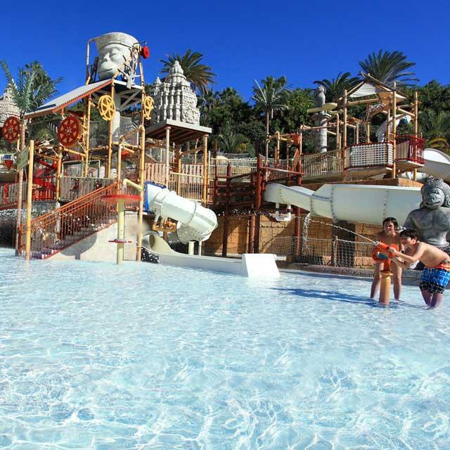Siam Park atracciones para niños