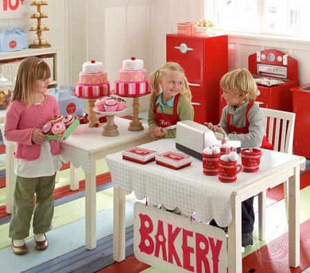Cómo organizar una habitación infantil