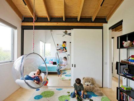 Cómo organizar el cuarto de juegos infantil - Pequeocio