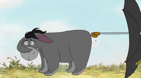 Winnie teh Pooh Igor
