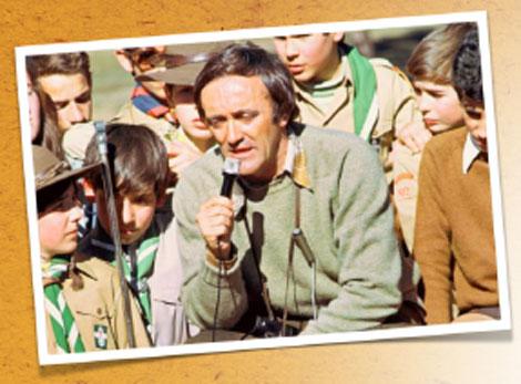 Campamento Félix Rodríguez de la Fuente