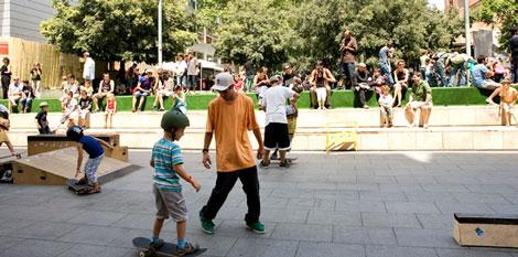Sonarkids 2011: actividades para niños