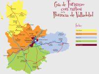 Guía de viaje de la Provincia de Valladolid